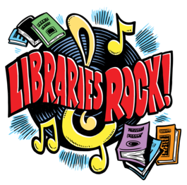 2018 Summer Reading Program Logo