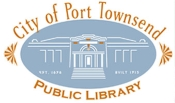 City of Port Townsend Library Logo