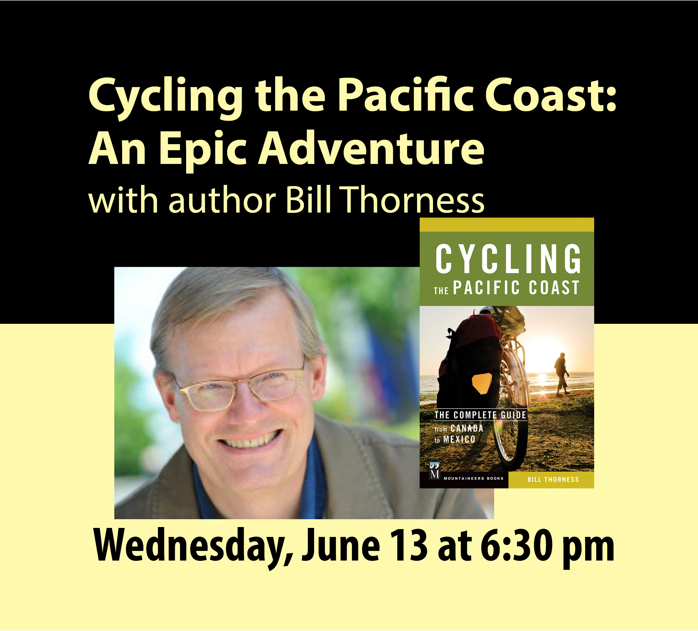 Cycling the Pacific Coast – June 13