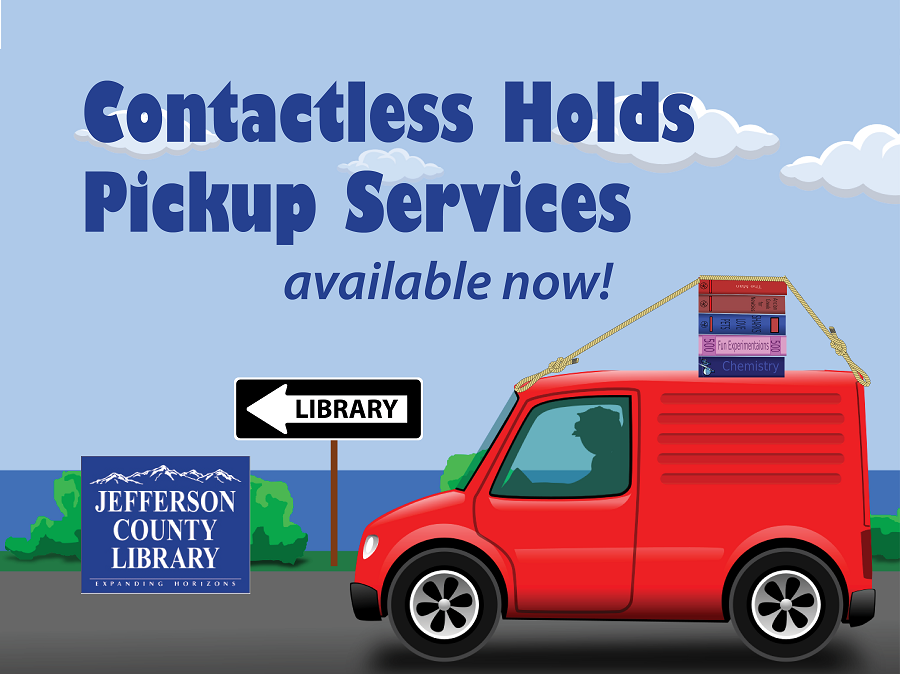 Contactless Holds Pickup Services