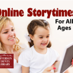 Online Storytimes for All Ages