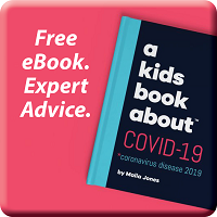 A kids book about Covid-19