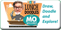 Lunch Doodles! With Mo Willems