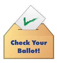 Check Your Ballot Here!