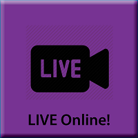 Live! Online programs at the Library!