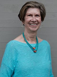 Library Board Chairman Ellen Hargis