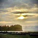 Coastal Glow by Ivanna Galmukoff - Port Hadlock