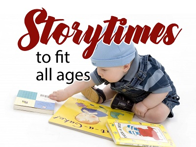 Storytimes at the Library