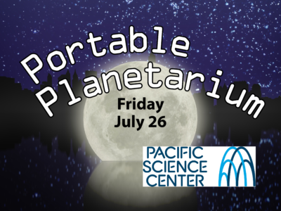 Don't Miss the Pacific Science Center's Portable Planetarium