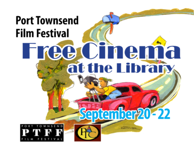 PTFF Roadshow: Free Cinema at the Library